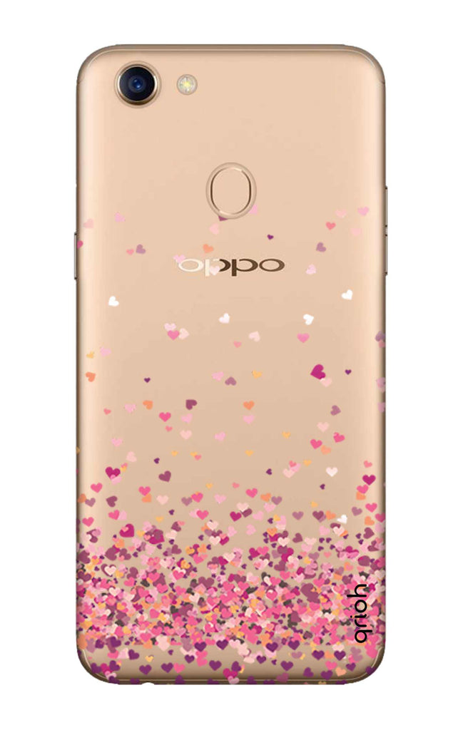 sneakers for cheap 22bdf eebdd Cluster Of Hearts Case for Oppo F5