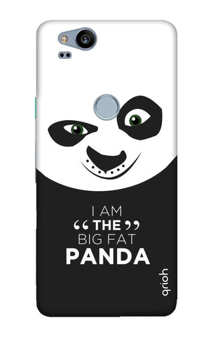 Big Fat Panda Google Pixel 2 Cases & Covers Online