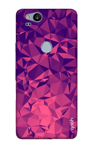 Purple Diamond Google Pixel 2 Cases & Covers Online