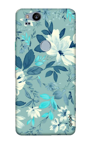 White Lillies Google Pixel 2 Cases & Covers Online