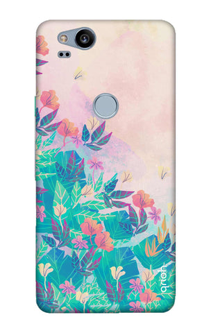 Flower Sky Google Pixel 2 Cases & Covers Online