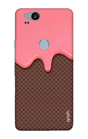 Munch And Crunch Google Pixel 2 Cases & Covers Online