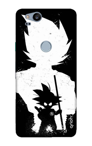 Goku Unleashed Google Pixel 2 Cases & Covers Online
