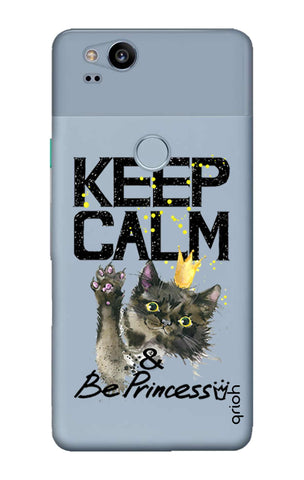 Be A Princess Google Pixel 2 Cases & Covers Online