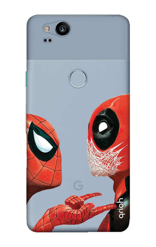 Sup Deadpool Google Pixel 2 Cases & Covers Online