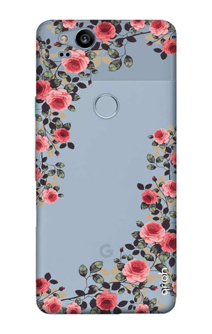 Floral French Google Pixel 2 Cases & Covers Online
