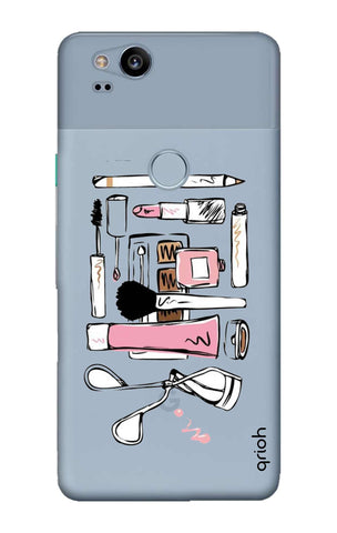 Make Up Tool Kit Google Pixel 2 Cases & Covers Online
