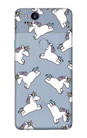Jumping Unicorns Google Pixel 2 Cases & Covers Online