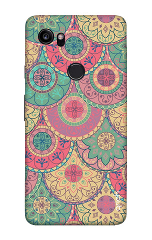 Colorful Mandala Google Pixel 2 XL Cases & Covers Online