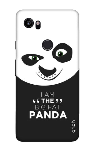 Big Fat Panda Google Pixel 2 XL Cases & Covers Online