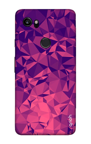 Purple Diamond Google Pixel 2 XL Cases & Covers Online