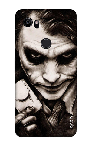 Why So Serious Google Pixel 2 XL Cases & Covers Online