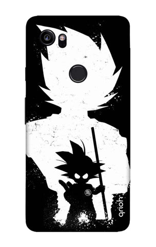 Goku Unleashed Google Pixel 2 XL Cases & Covers Online