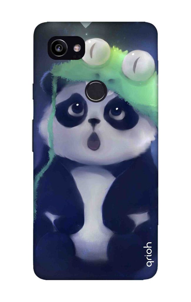 newest collection 8c347 26194 Baby Panda Case for Google Pixel 2 XL