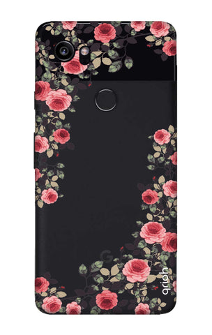 Floral French Google Pixel 2 XL Cases & Covers Online