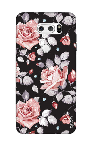 Shabby Chic Floral LG V30 Cases & Covers Online