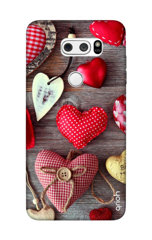 Be Mine LG V30 Cases & Covers Online