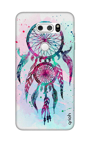 Dreamcatcher Feather LG V30 Cases & Covers Online
