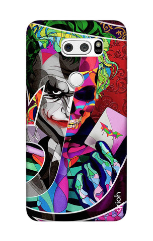 Color Pop Joker LG V30 Cases & Covers Online