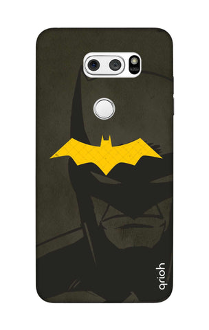 Batman Mystery LG V30 Cases & Covers Online
