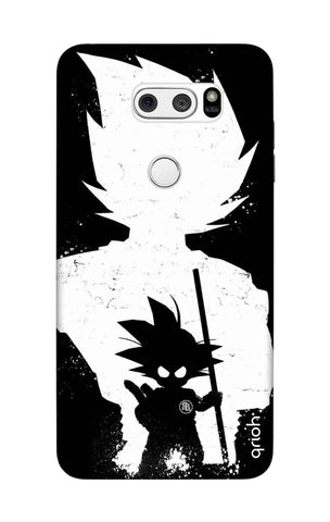 Goku Unleashed LG V30 Cases & Covers Online