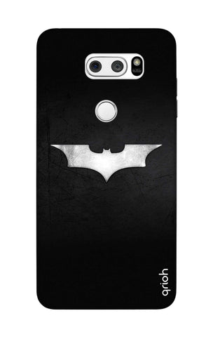 Grunge Dark Knight LG V30 Cases & Covers Online
