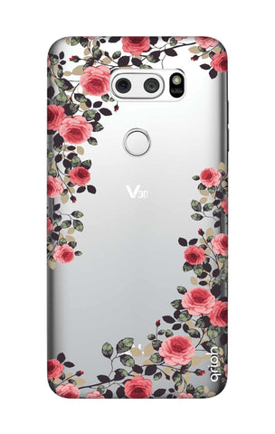 Floral French LG V30 Cases & Covers Online