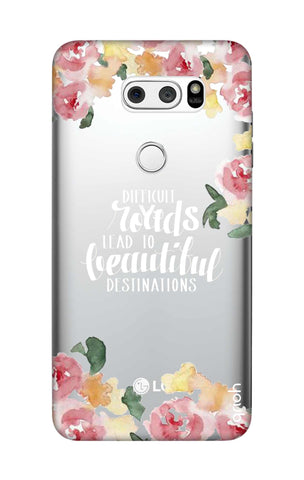 Beautiful Destinations LG V30 Cases & Covers Online