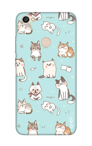 Cat Kingdom Xiaomi RedMi Note 5A Cases & Covers Online