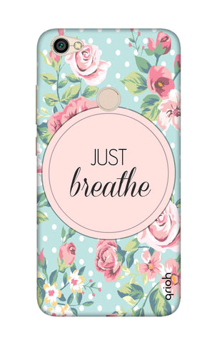 Vintage Just Breathe Xiaomi RedMi Note 5A Cases & Covers Online