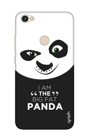 Big Fat Panda Xiaomi RedMi Note 5A Cases & Covers Online