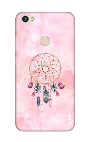 Pink Dreamcatcher Xiaomi RedMi Note 5A Cases & Covers Online