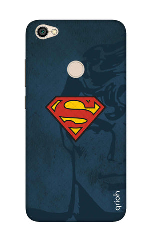 Wild Blue Superman Xiaomi RedMi Note 5A Cases & Covers Online