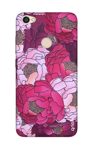 Vector Floral Xiaomi RedMi Note 5A Cases & Covers Online