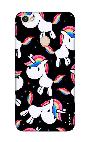 Colourful Unicorn Xiaomi RedMi Note 5A Cases & Covers Online