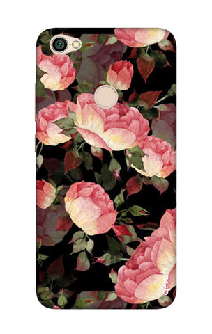 Watercolor Roses Xiaomi RedMi Note 5A Cases & Covers Online