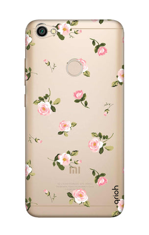 Pink Rose All Over Xiaomi RedMi Note 5A Cases & Covers Online