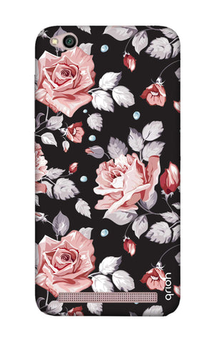 Shabby Chic Floral Xiaomi RedMi 5A Cases & Covers Online