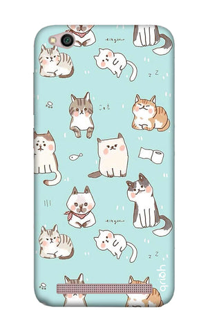 Cat Kingdom Xiaomi RedMi 5A Cases & Covers Online