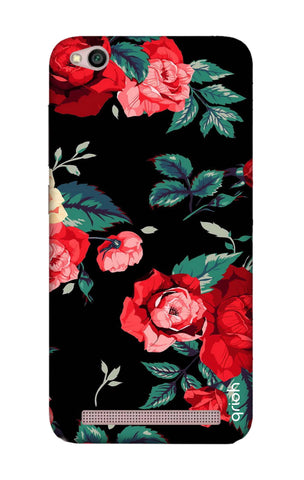 Wild Flowers Xiaomi RedMi 5A Cases & Covers Online
