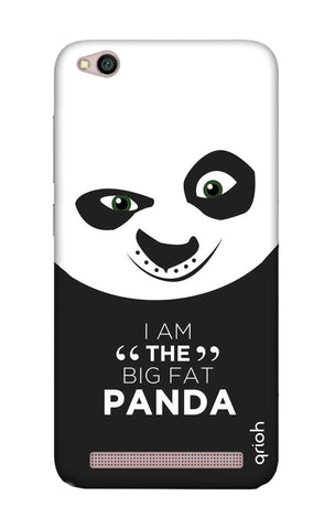 Big Fat Panda Xiaomi RedMi 5A Cases & Covers Online