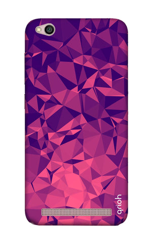 Purple Diamond Xiaomi RedMi 5A Cases & Covers Online