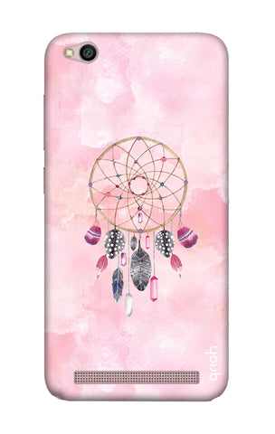 Pink Dreamcatcher Xiaomi RedMi 5A Cases & Covers Online
