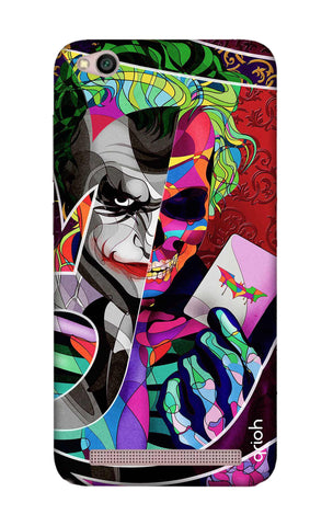 Color Pop Joker Xiaomi RedMi 5A Cases & Covers Online