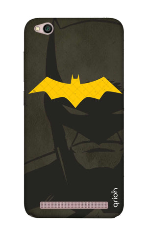 Batman Mystery Xiaomi RedMi 5A Cases & Covers Online