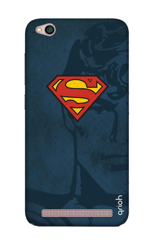 Wild Blue Superman Xiaomi RedMi 5A Cases & Covers Online
