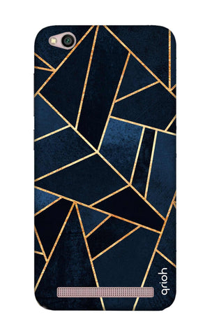 Abstract Navy Xiaomi RedMi 5A Cases & Covers Online