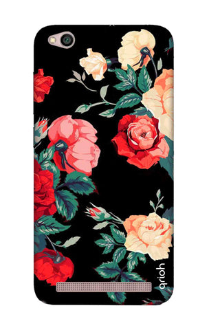 Floral Pattern Xiaomi RedMi 5A Cases & Covers Online