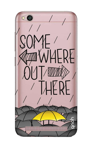 Somewhere Out There Xiaomi RedMi 5A Cases & Covers Online