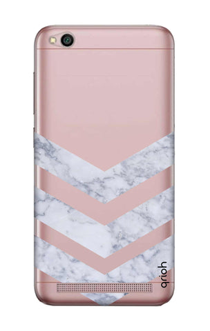 Marble Chevron Xiaomi RedMi 5A Cases & Covers Online